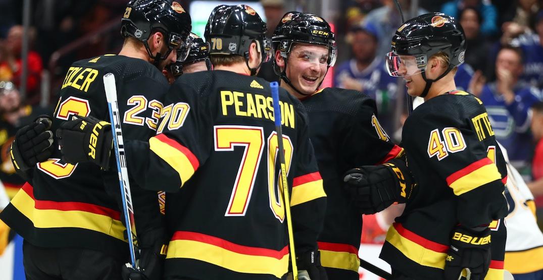 Snapshots: Predicting Canucks line combinations for next season