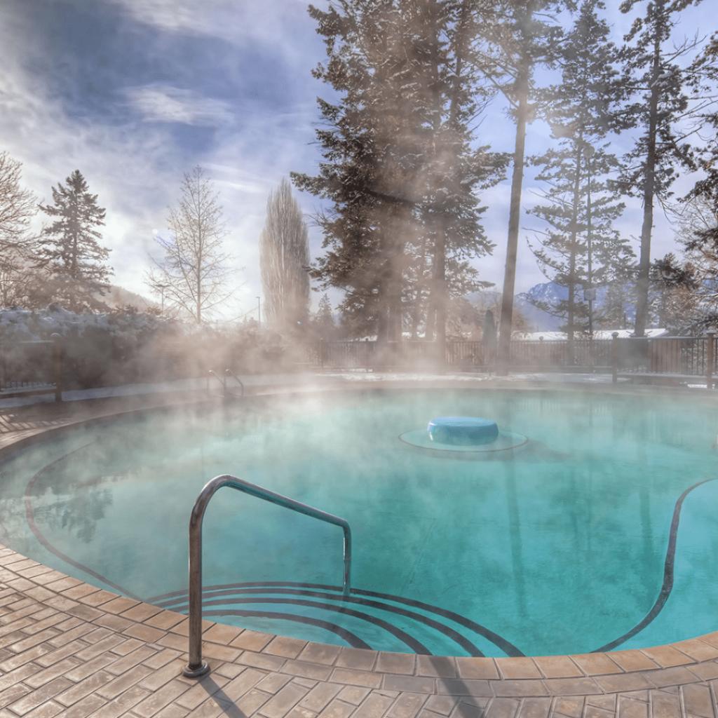 Photo courtesy Fairmont Hot Springs