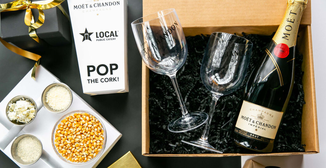 LOCAL launches 9 holiday gift boxes packed with food and drinks