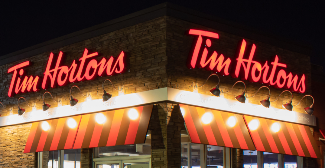"""Man dies following """"altercation"""" with Vancouver police at Tim Hortons"""