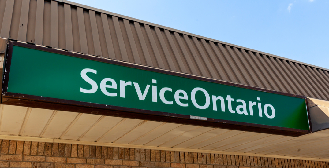 Service Ontario to start offering appointments for busy locations
