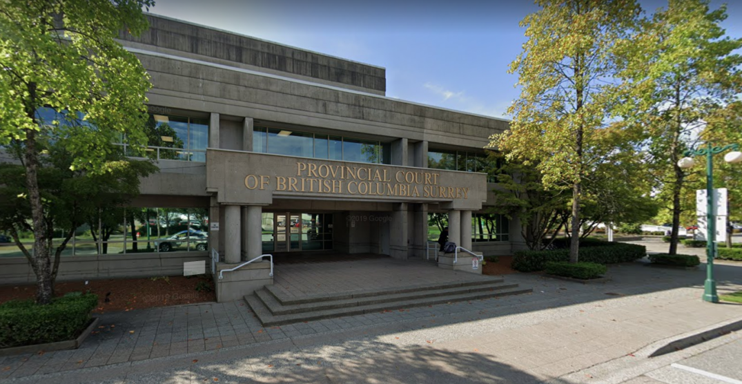 Multiple staff at Surrey courthouse test positive for COVID-19