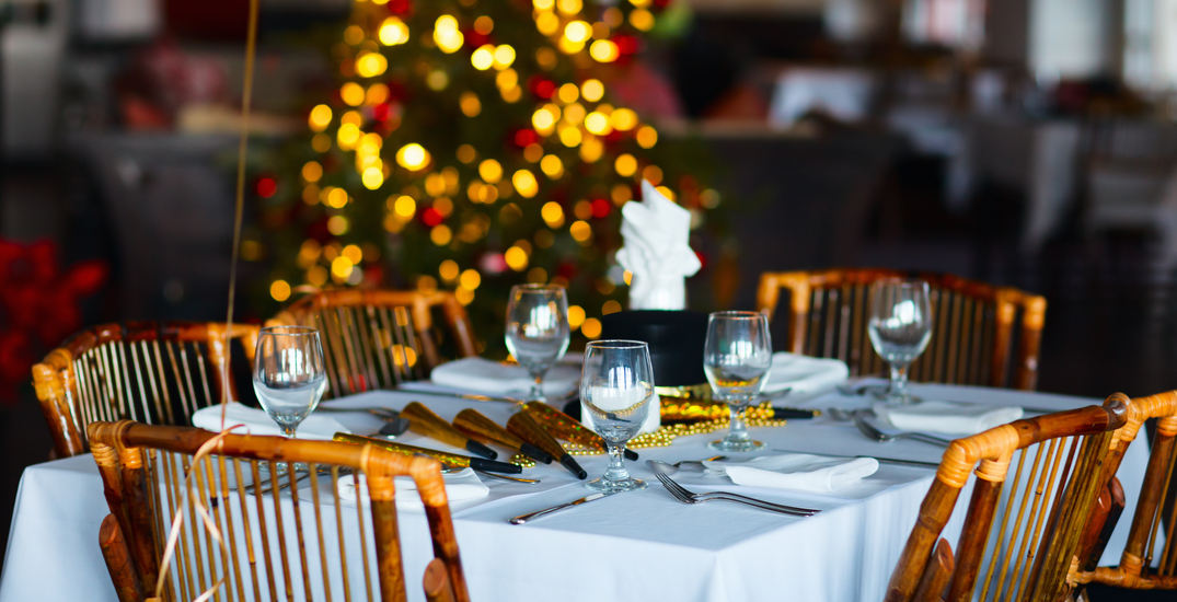 Where to eat a festive holiday feast in Vancouver this year