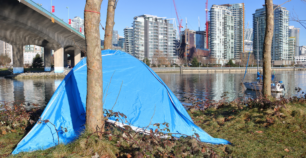City of Vancouver cancels annual homeless count due to COVID-19
