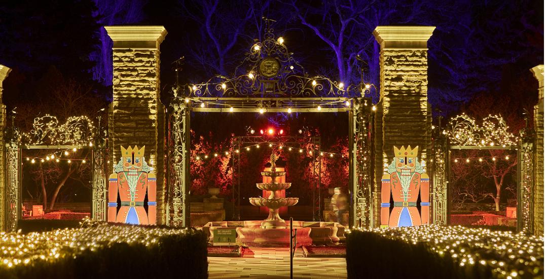 Royal Botanical Gardens turned to sparkling winter wonderland (PHOTOS)
