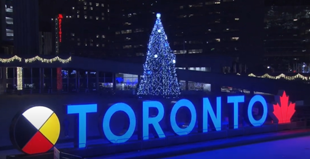5 outdoor spots in Toronto that will give you holiday feels this month
