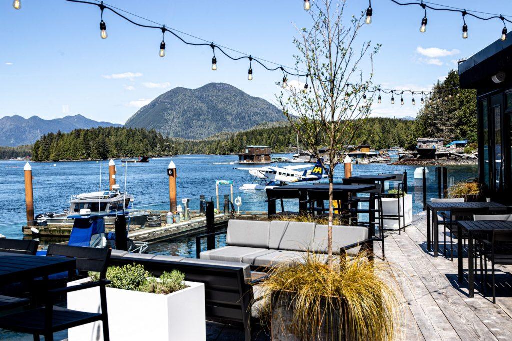 Tofino Resort and Marina. Photo by Leila Kwok