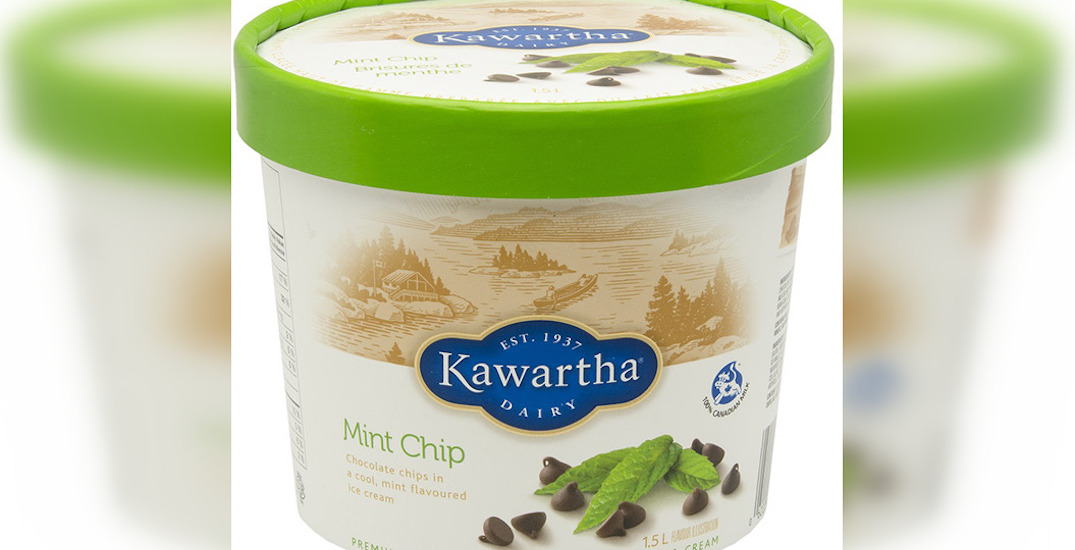 Kawartha Dairy ice cream recalled due to pieces of metal found