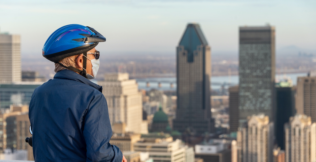 It's expected to be close to 15ºC in Montreal tomorrow