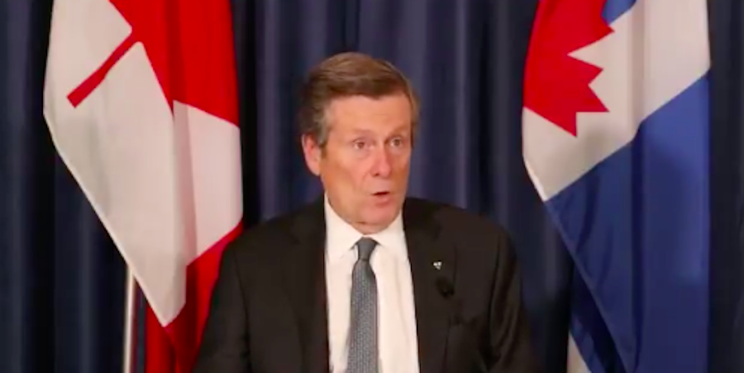"Tory says to avoid ""region hopping"" in GTA to reduce COVID-19 spread"