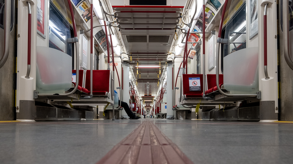 TTC subway service will end early at several stations next week