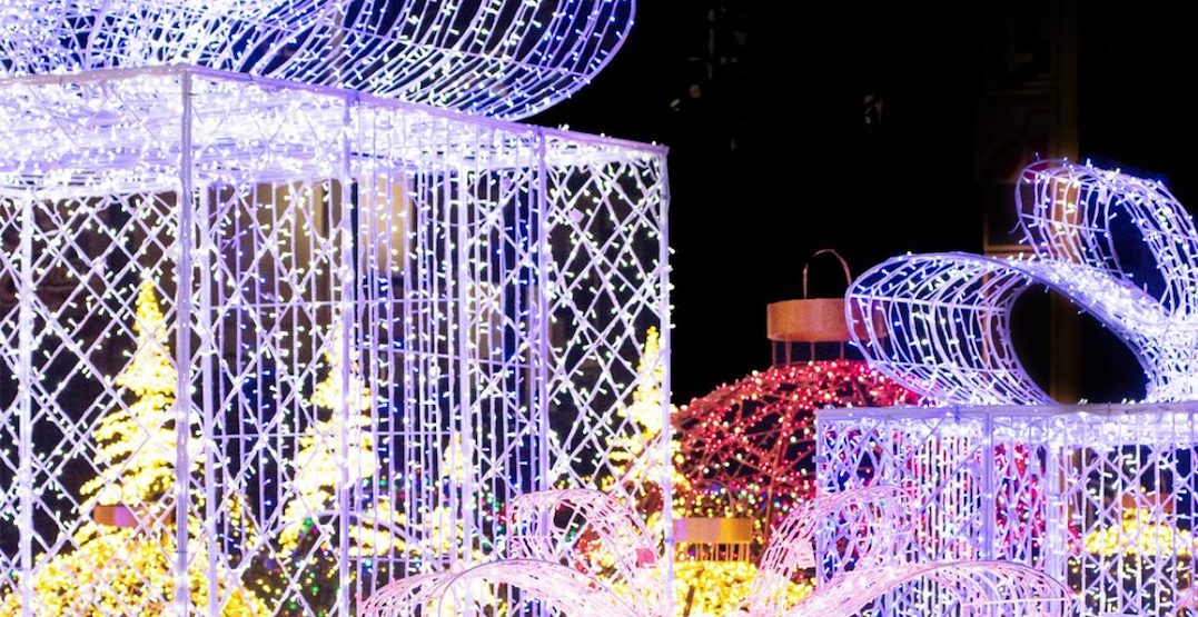 Celebrate new Christmas traditions in Downtown Seattle this winter