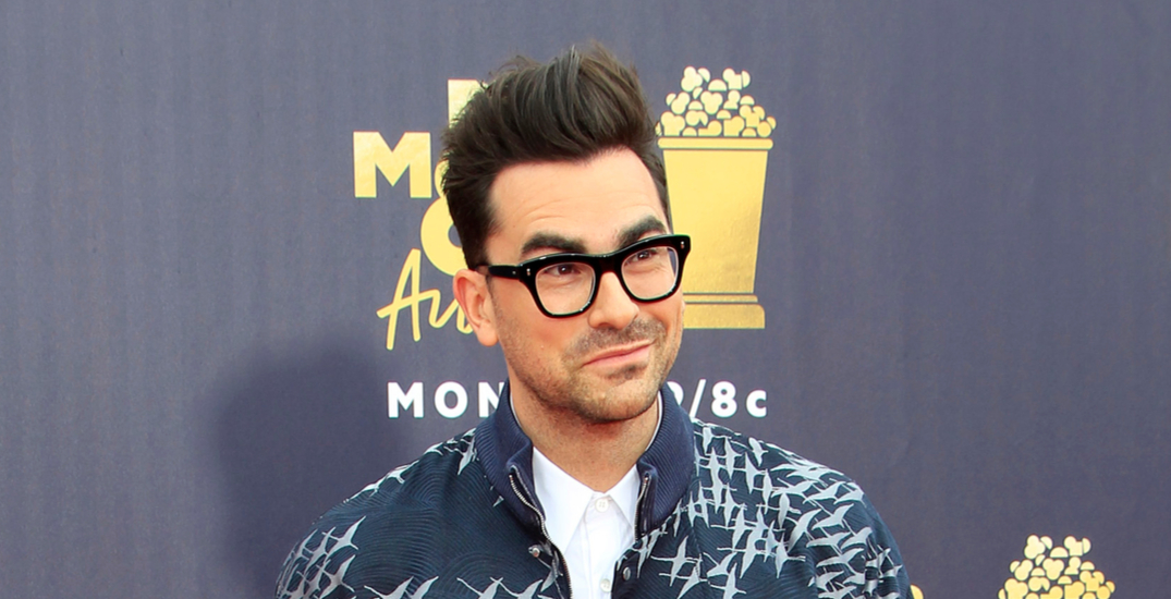 Dan Levy on life after Schitt's Creek and being named one of the sexiest men alive