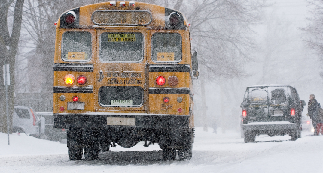 Snow Days no longer mean cancelled school in some GTA regions