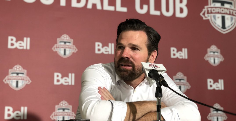 Longtime Toronto FC coach Greg Vanney steps down