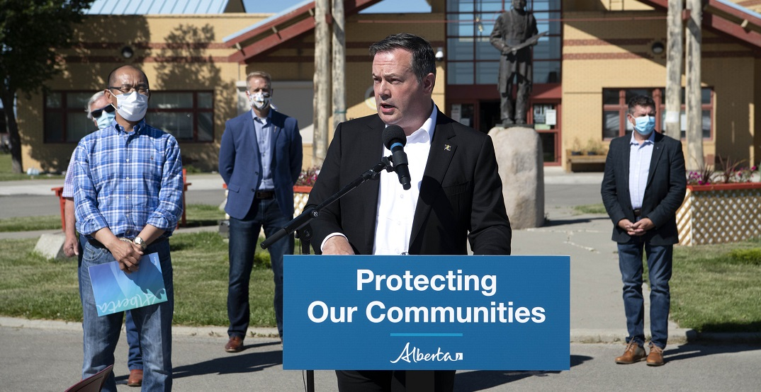 Kenney's approval rating drops to 40% amid COVID-19 pandemic
