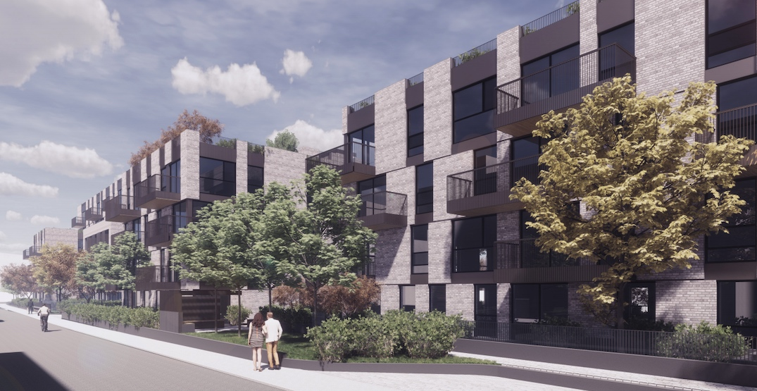 133 new homes in three buildings proposed for Cambie Corridor