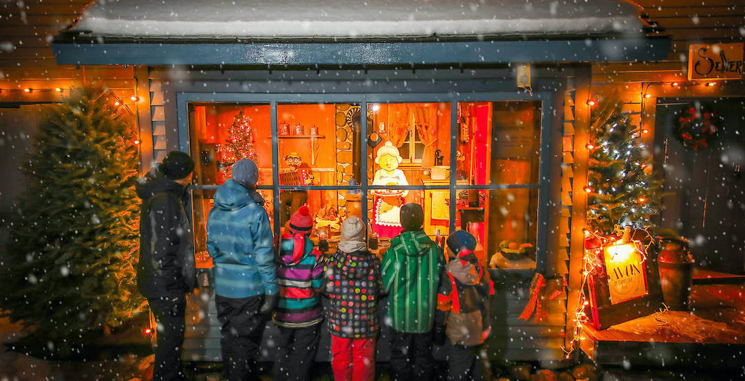 25,000-light Christmas village opening up outside Montreal this weekend