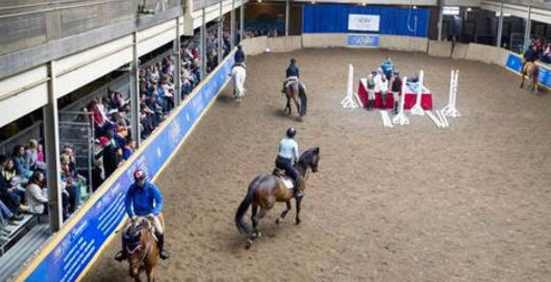 Toronto is getting a new horseback riding school next year