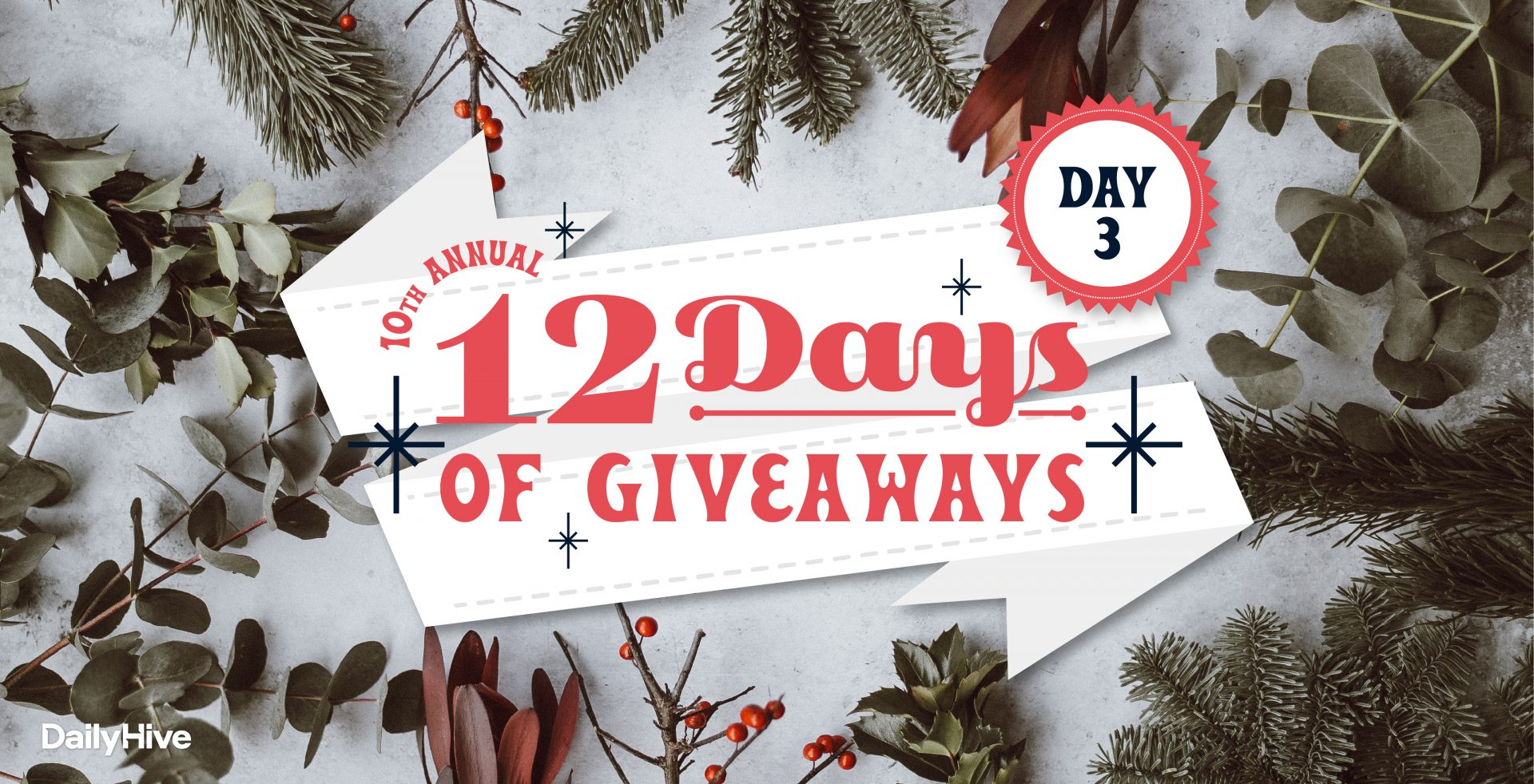 12 Days of Giveaways: Win an Osoyoos Stay Package from Watermark Beach Resort