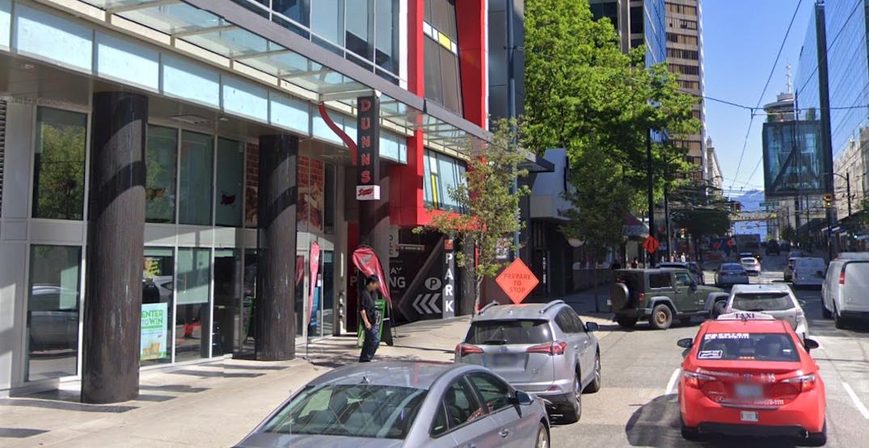 827 Seymour Street Vancouver