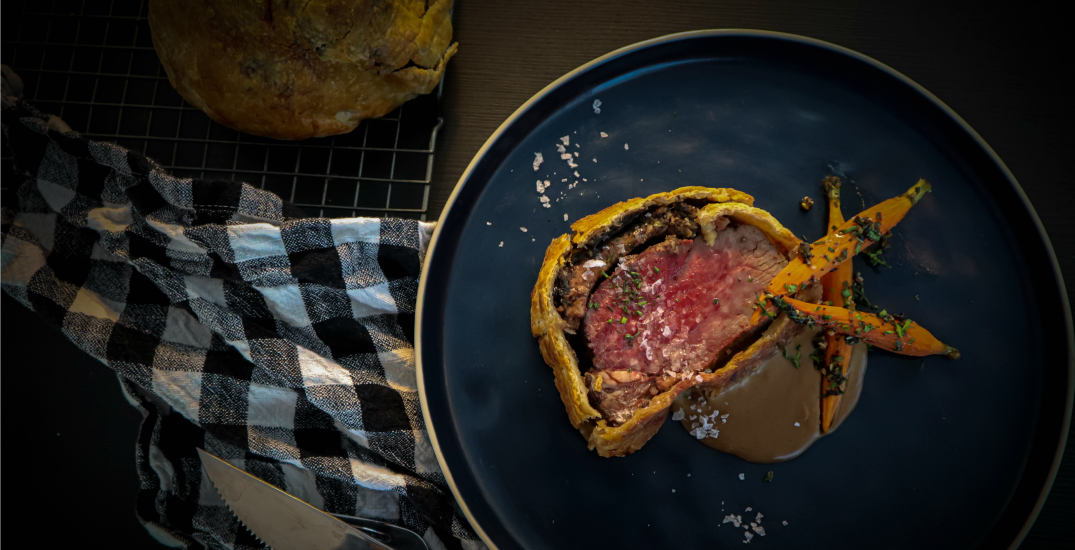 How to make show-stopping Beef Wellington from scratch