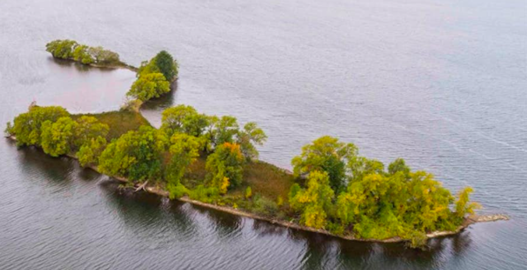 Private Ontario island is for sale and it's cheaper than a Toronto home