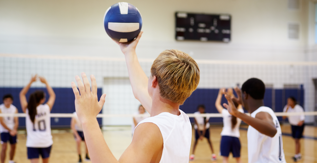 These are all the team sports banned in BC right now