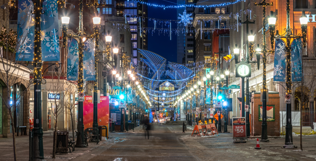 6 Instagrammable holiday spots to visit in Calgary this year (PHOTOS)