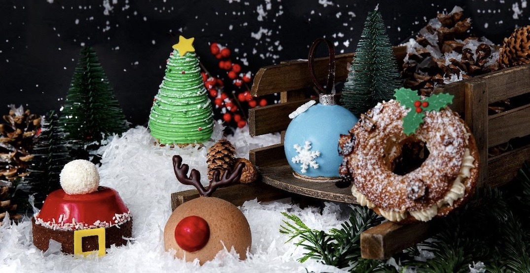 17 places to get the best holiday treats in Vancouver