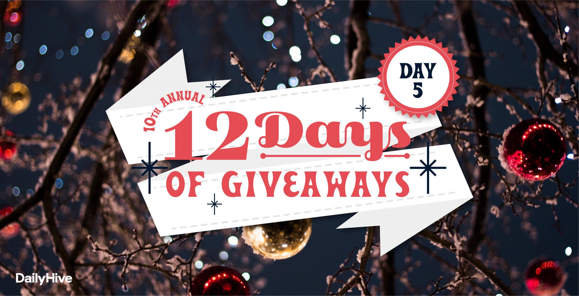 12 Days of Giveaways: Experience the best of West Coast luxury at Fairmont Waterfront