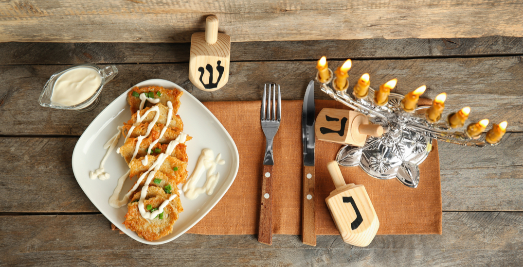 5 places to order Hanukkah meals for takeout in Seattle