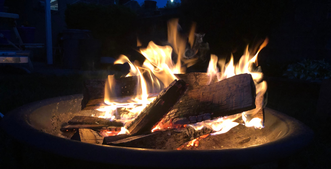 Calgary's new fire pits have already seen 900 booking requests