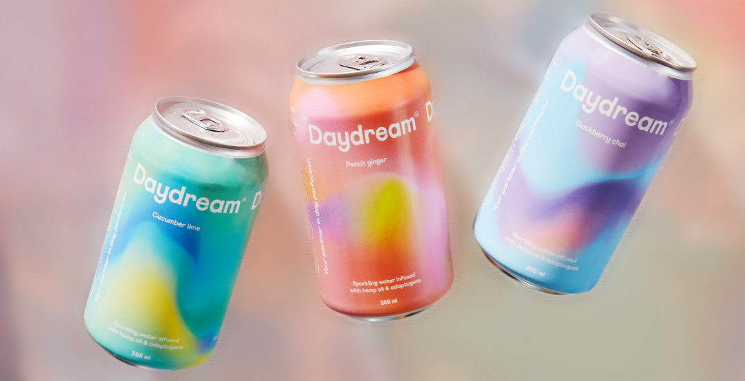 Canada's first hemp and adaptogen infused bevvy captures calm in a can