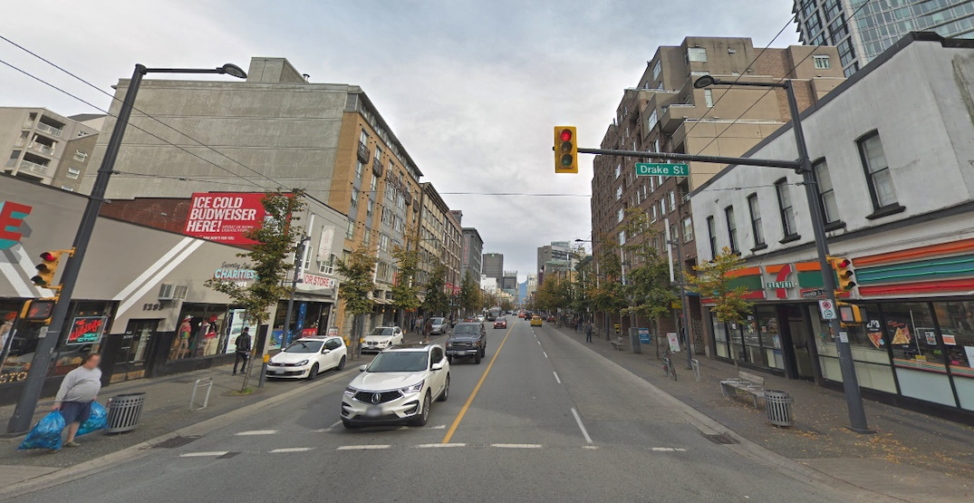 City of Vancouver considering additional rental homes for Granville Street in downtown