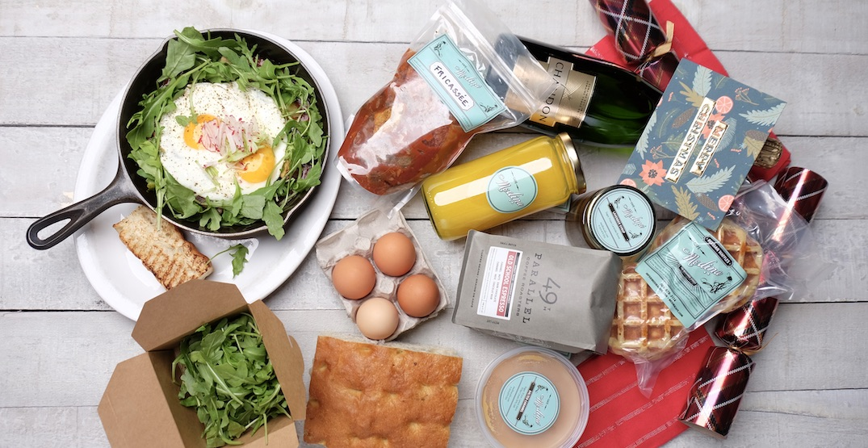 Café Medina launches new festive take-home kits