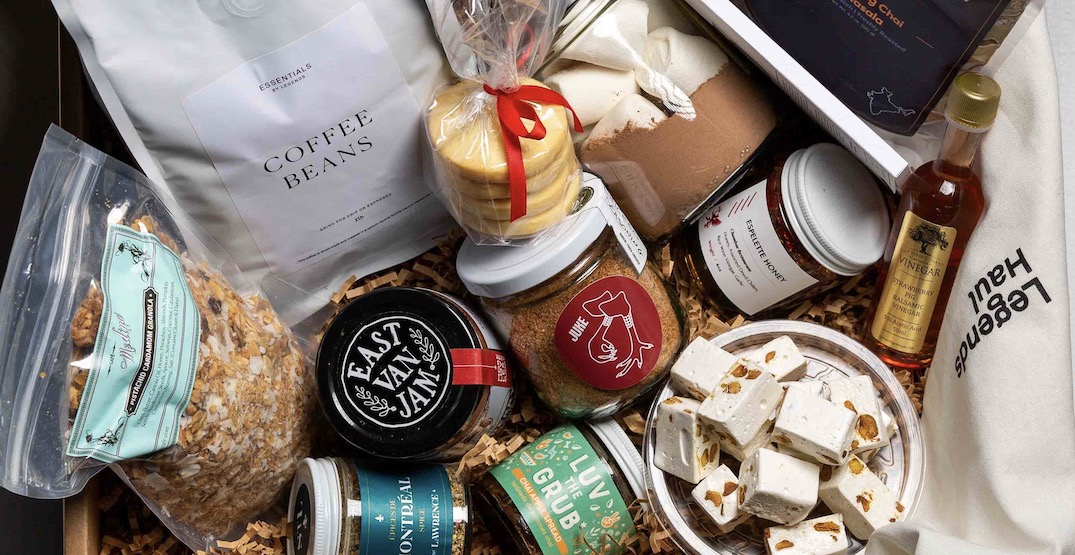 13 local foodie gift boxes to get in Vancouver this season