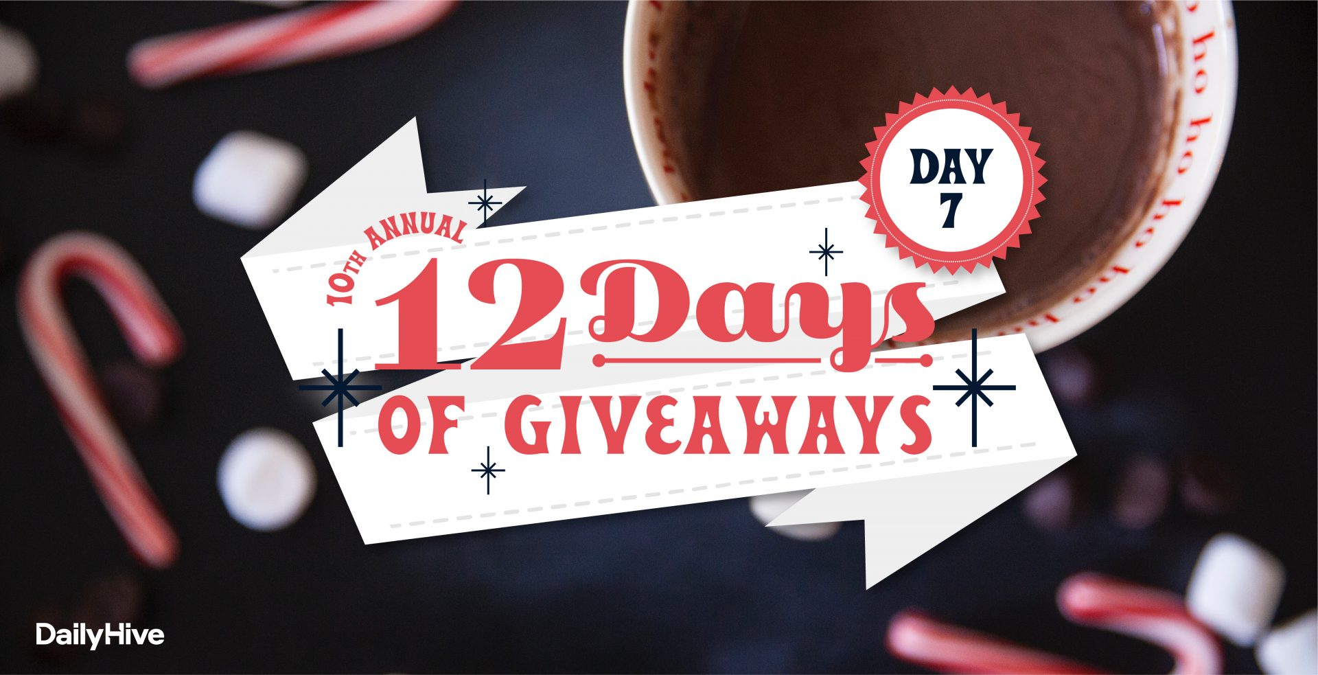 12 Days of Giveaways: Christmas Dinner Box from Cocktails and Canapes