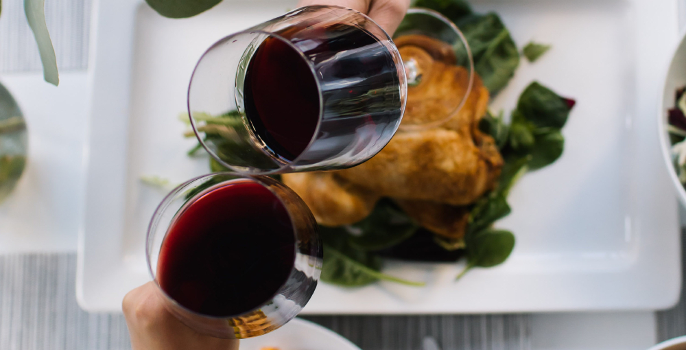 5 essential food pairings for every kind of wine