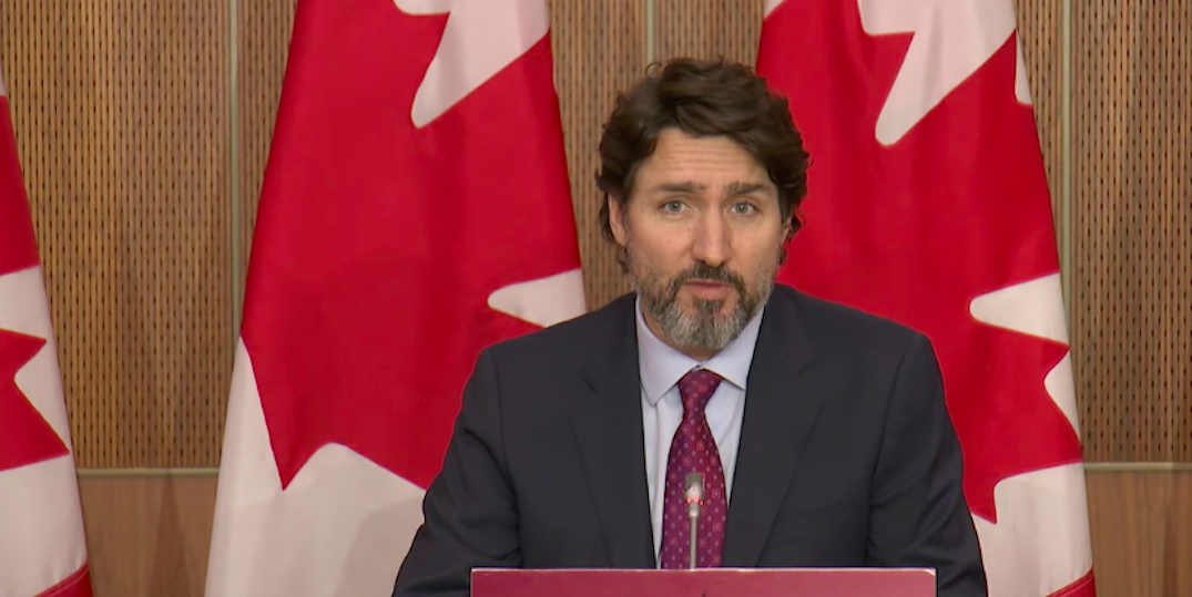 Canada to receive 249,000 COVID-19 vaccines this month: Trudeau