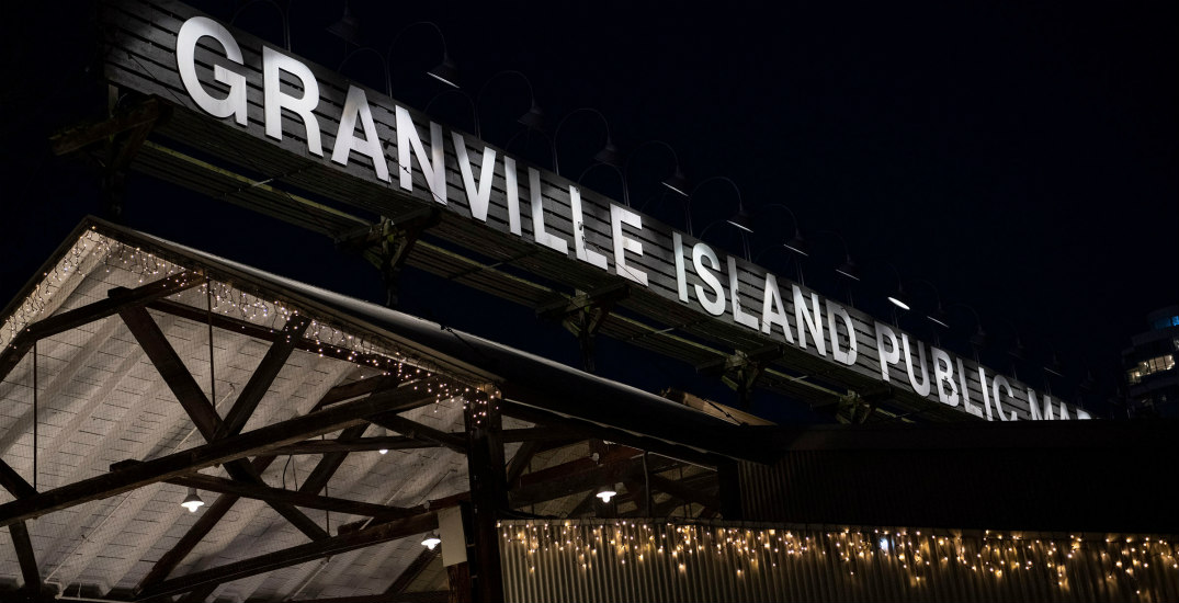 Granville Island transforms into holiday market with twinkling light displays