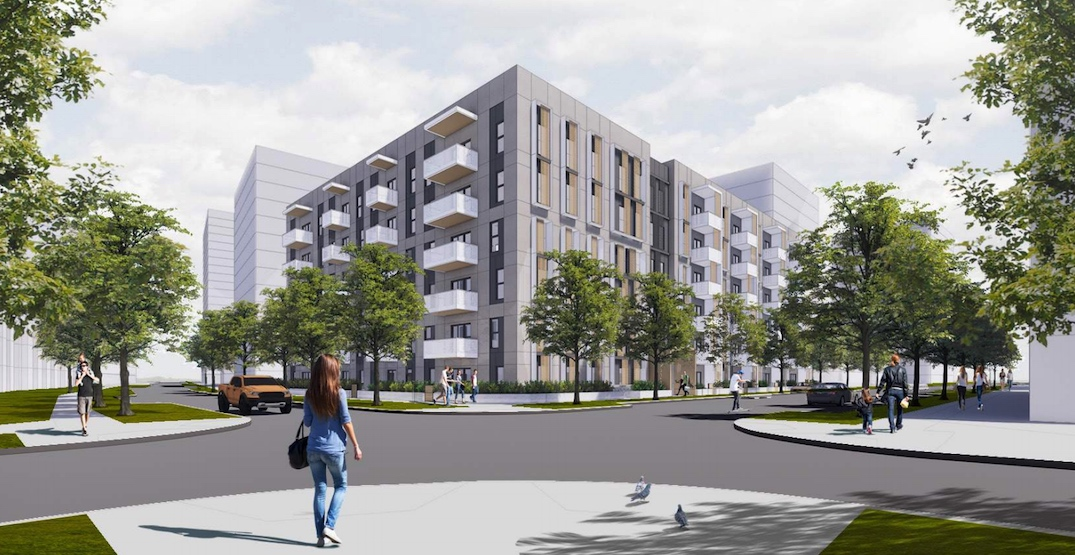 UBC constructing 254 rental homes for faculty and staff
