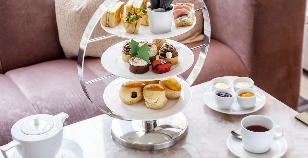 Here's where you can order Festive Afternoon Tea in Toronto