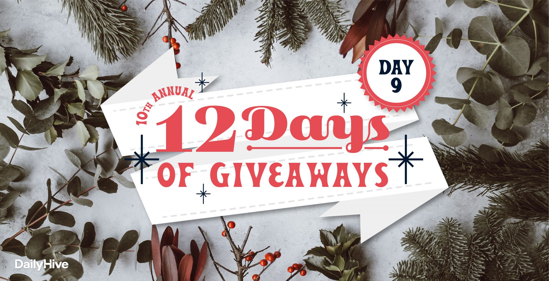 12 Days of Giveaways: Win a $450 Vitamix Explorian Series E310 Blender from Maple Leaf Self Storage