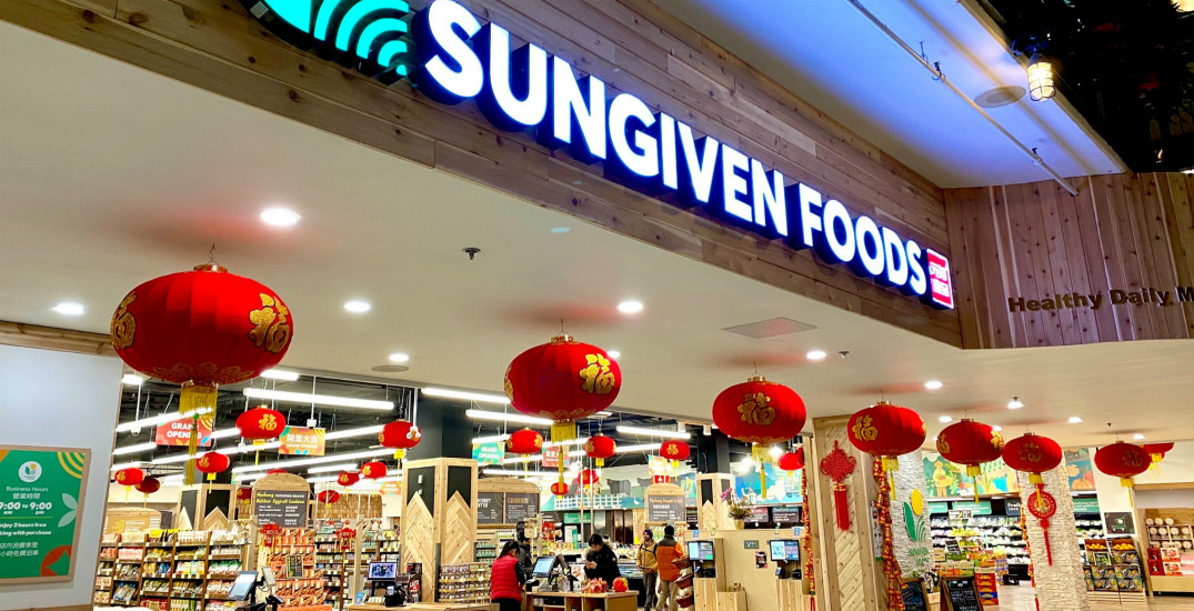 Sungiven Foods to open new store in North Vancouver this month