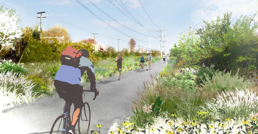 A $50-million 27-kilometre 'green corridor' is coming to Montreal