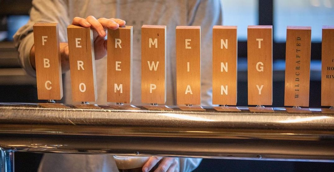 Grab a pint from Hood River's two-time US Open Beer Championship medal winner