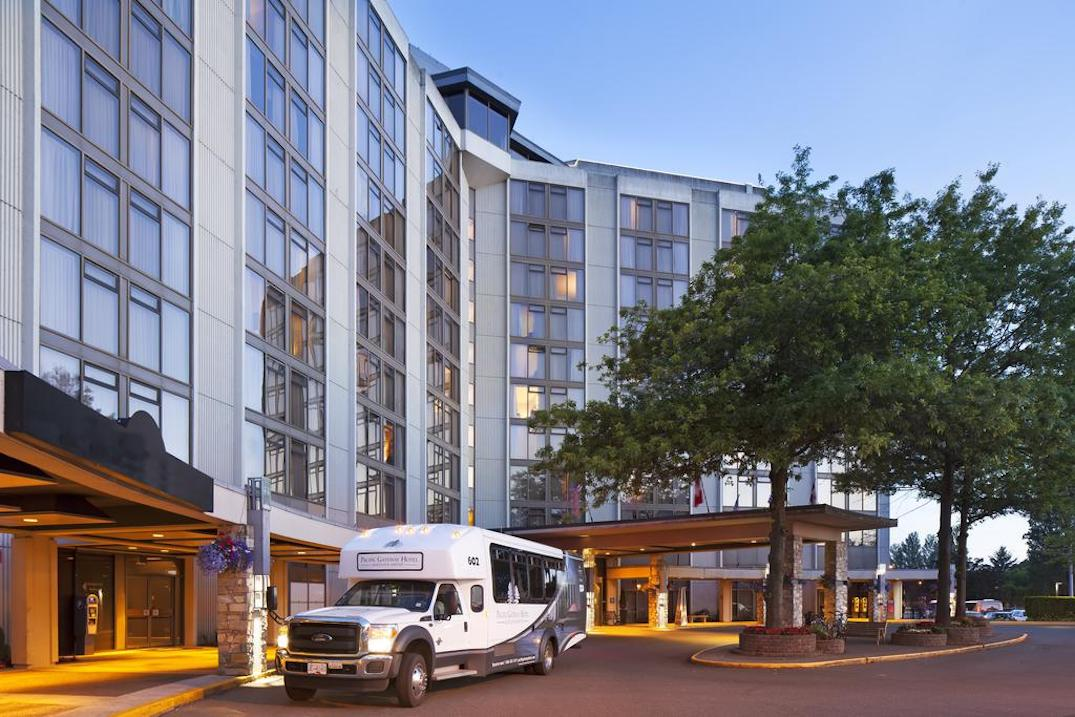 pacific gateway hotel vancouver airport