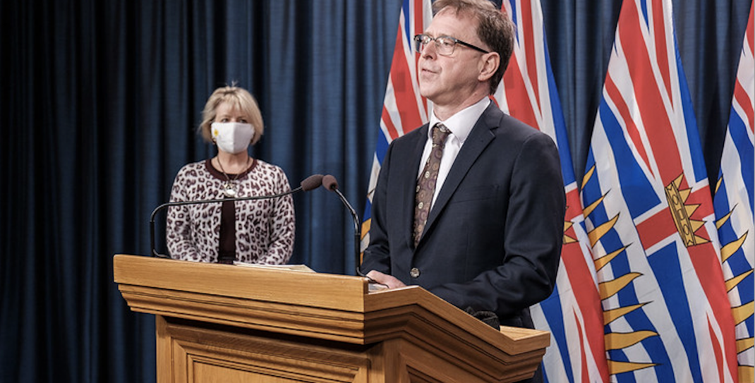 """BC will respond to NHL's plan """"in the coming day or so"""": health minister"""