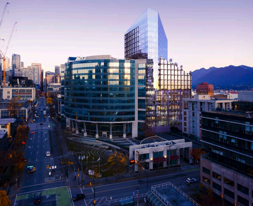 534-550 Cambie Street Vancouver